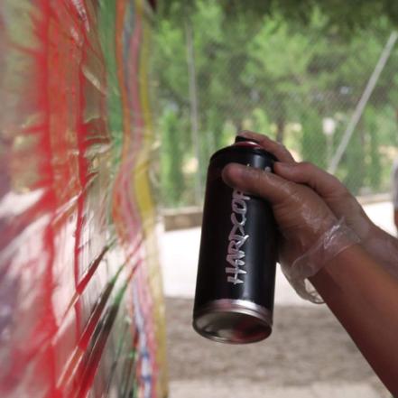 Graffiti-fil